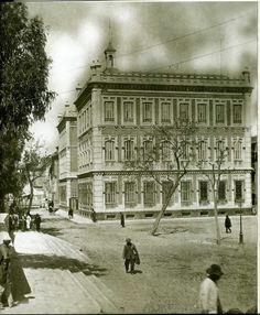 Rectorado Universidad de Murcia. Edificio Convalescencia