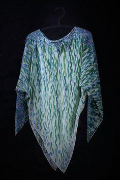 Fabric Textiles, Blouse, Artist, Fabric, Tops, Women, Fashion, Tejido, Moda