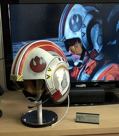 x-wing fighter pilot costume helmet