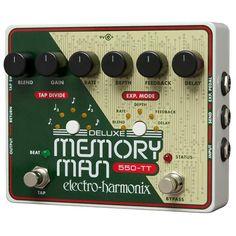 Electro-Harmonix Deluxe Memory Man with Tap Tempo 550ms