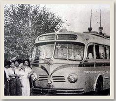 Una idea por día!   Crear un museo de medios de transportes de Mendoza, donde podamos encontrar transportes públicos de todos los tiempos. ¿Cuál es el transporte público más antiguo que recordás?