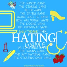 Review the hating game by sally thorne ebook pdf pdf and books the hating game is a book thats been showing on my feed for a long time and everyone is crazy over it so it scared it needless to say the hype was fandeluxe Images