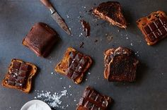 Burnt Cinnamon Toast & Chocolate S'more Recipe on Food52 recipe on Food52