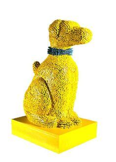 Les 5 tendances déco de 2014: le jaune (Herb Williams) | Elle Québec