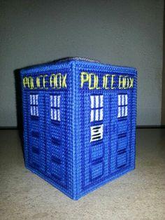 Dr who tissue box