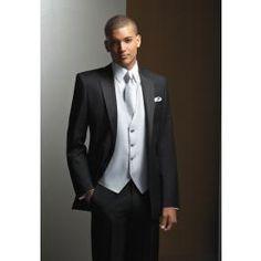 Platinum (Synergy) Tuxedo Vest
