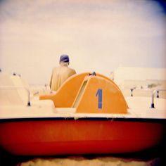 Tne Number One Vacation Moment.  #Holga camera  #Kodak #Ektar film.  #1