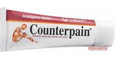 Conterpain Salep: Kegunaan, Cara Pakai, Harga dan Efek Sampingnya - Baca selanjutnya http://bidhuan.id/obat/44566/conterpain-salep-kegunaan-cara-pakai-harga-dan-efek-sampingnya/