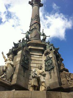 El Mirador de Colon - #Barcelona