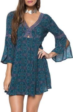 O'Neill 'Beatrix' A-Line Dress available at #Nordstrom