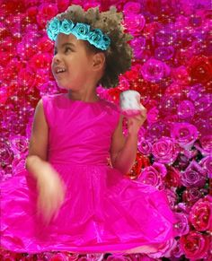 Beyoncé and Blue Ivy Celebrate the First Day of Spring in the Cutest Way