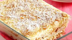 Vanilla Cake, Sweet Recipes, Food And Drink, Desserts, Tailgate Desserts, Deserts, Postres, Dessert, Plated Desserts