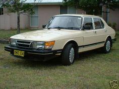 Once I had a white Saab900 - marvellous car.