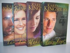 Karen Kingsbury Above the Line Series Complete--Take One/ Take Two/ Take Three/ Take Four--Paperback null http://www.amazon.com/dp/B007Z11KY2/ref=cm_sw_r_pi_dp_Lceeub0HCQ5SH