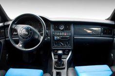 Salon Audi RS2