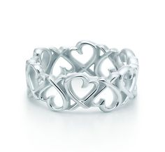 Tiffany & Co. Fedina Loving Heart Paloma Picasso®, in silver
