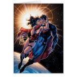 Justice League Comic Cover #12 Variant Card #Superman