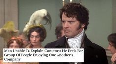 KC in PA — Pride and Prejudice 1995 + The Onion headlines,...