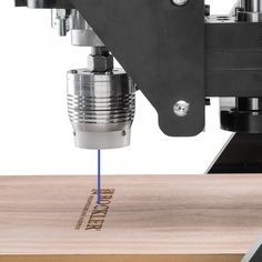 Laser Engraving Module for CNC Piranha FX - Easy-to-attach module converts your CNC Piranha FX into a Laser Engraver capable of creating intricate drawings, lettering and photographic images!