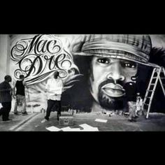 Mac Dre these were the days Olivia and I were talking about the loss of Mac Dre and we read about it on Wikipedia