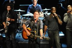 Springsteen and E Street Band playing ACL venue at SXSW in Austin