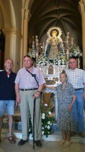 Grupo Reifs Alcalá visita al santuario del Águila9
