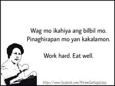 Filipino Quotes, Pinoy Quotes, Filipino Funny, Tagalog Love Quotes, Pinoy Jokes Tagalog, Tagalog Quotes Hugot Funny, Hugot Quotes, Funny Hugot Lines, Tgif
