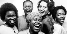 Sweet Honey in the Rock - This amazing group of women uses their music to promote issues of racial, economic and gender justice.
