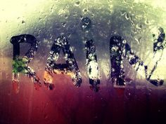 Rains make a heart go romantic.