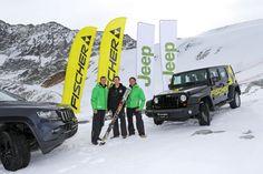 Sicherheit bei winterlichen Straßenverhältnissen – unter diesem Motto läuft die Kooperation zwischen Jeep und Fischer Sports, mit der beide Unternehmen im Wintersport punkten wollen. Fahrzeuge von Jeep sind ja weltweit bekannt für ihre Allradkompetenz und Zuverlässigkeit – so sind sie auch prädestiniert für den harten Wintereinsatz eines erfolgreichen Ski-Teams.