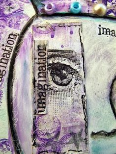 Imagination rules the word / Fantasie regiert die Welt