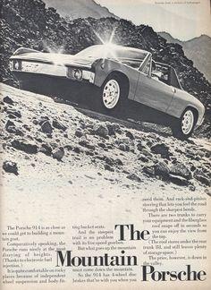 Porsche 914_ those were the days.