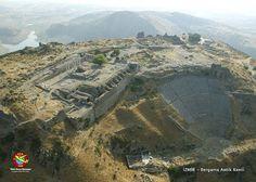 İzmir -Bergama  antik kenti