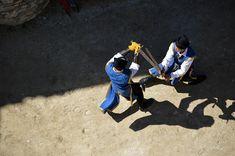 Nagyvázsony (Magyarország) - Kinizsi vár - Swordsmen - 8