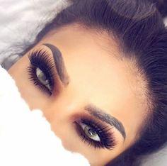 ✦⊱ɛʂɬཞɛƖƖą⊰✦ Make Up Looks, Beauty Make-up, Beauty Hacks, Beauty Tips, Flutter Lashes, Eye Makeup, Hair Makeup, Flawless Makeup, Wattpad