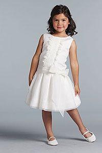 Flower Girl Dresses - US Angels Flower Girl Dress Style 125- SALE!  Ivory in sizes 12 or 14