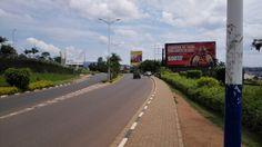 Billboards in Kigali