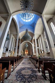St. Sarkis Armenian Apostolic Church - Tehran, Iran