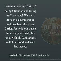 The Risen, Respect Life, Make Peace, Forgiveness, Christianity, No Response, Self, Letting Go