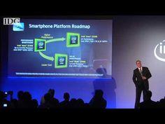 "MWC: o ""roadmap"" da Intel para os smartphones"