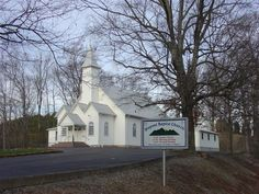 This is my Mother's church in Seymour, Tennessee----Dupont Baptist Church.