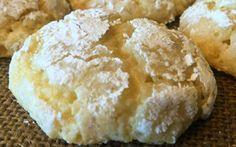 Almond Cookies/Amaretti morbidi