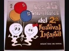 """▶ LAS CHIKIS.""""El baile de la gallina"""" JUGUEMOS A CANTAR 2. 1982. - YouTube use first verse"""