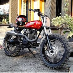 Scramblers & Trackers | Tag #scramblerstrackers | Scrambler sent in by @fikri_japs #scrambler #tracker #scramblers #trackers. See more on our profile or at www.facebook.com/scramblerstrackers