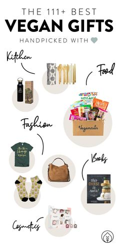 Amazing Vegan Gift Ideas for Plant Lovers & Health Nuts Awesome vegan and vegetarian gift ideas for Christmas! We hand-selected unique products and homemade vegan gifts fr. Healthy Lifestyle Tips, Vegan Lifestyle, Plant Based Diet, Plant Based Recipes, Vegan Hampers, Creative Homemade Gifts, Unique Products, Vegan Products, Homemade Gift Baskets