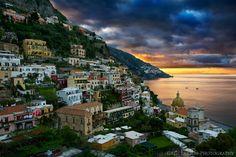 Positano Amalfi Coast - Italy