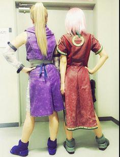 Yamanaka and Haruno Naruto Shippuden Anime, Shikamaru, Hinata Hyuga, Gaara, Boruto, Kakashi, Naruto Cosplay, Anime Cosplay, Naruto Live Action