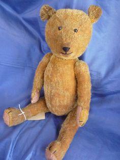 American made teddy bear (1912)