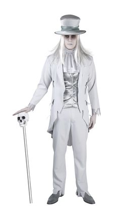 Or the Groom? Ghost Costumes, Star Wars Shop, Fancy Dress Outfits, Dress Clothes, Halloween Ghosts, Marie, Groom, Ruffle Blouse, Coat
