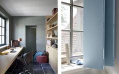 Le bureau Colours, Cabinet, Interior Design, Storage, Plank, Offices, Study, Furniture, Home Decor